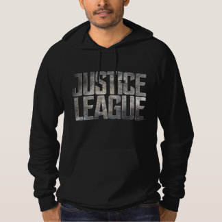 Justice League | Justice League Metallic Logo Hoodie