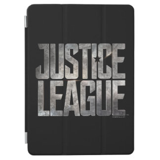 Justice League | Justice League Metallic Logo iPad Air Cover