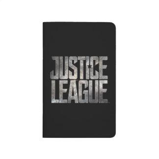 Justice League | Justice League Metallic Logo Journal
