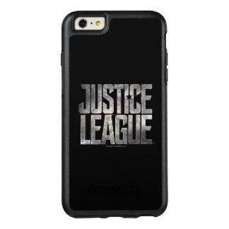 Justice League | Justice League Metallic Logo OtterBox iPhone 6/6s Plus Case