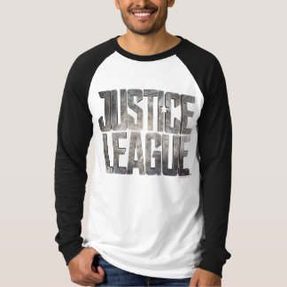 Justice League | Justice League Metallic Logo T-Shirt
