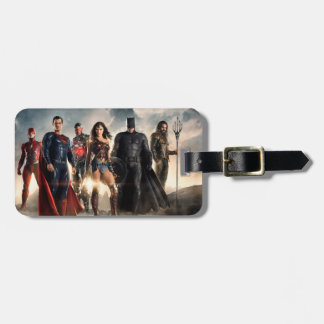 Justice League | Justice League On Battlefield Luggage Tag