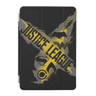 Justice League | Justice League & Team Symbols iPad Mini Cover