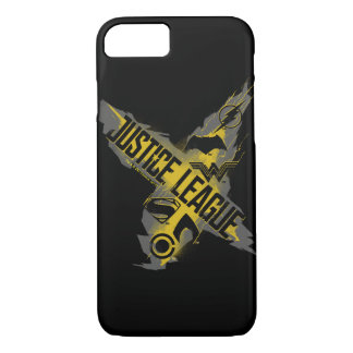 Justice League | Justice League & Team Symbols iPhone 8/7 Case