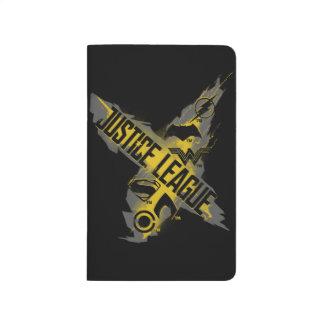 Justice League | Justice League & Team Symbols Journal