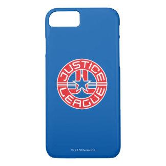 Justice League Logo iPhone 7 Case