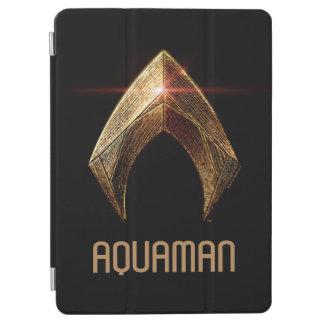Justice League | Metallic Aquaman Symbol iPad Air Cover