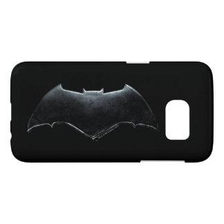 Justice League   Metallic Batman Symbol
