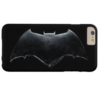 Justice League | Metallic Batman Symbol Barely There iPhone 6 Plus Case