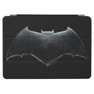 Justice League | Metallic Batman Symbol iPad Air Cover