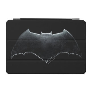 Justice League | Metallic Batman Symbol iPad Mini Cover