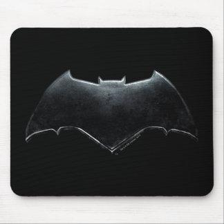 Justice League | Metallic Batman Symbol Mouse Pad