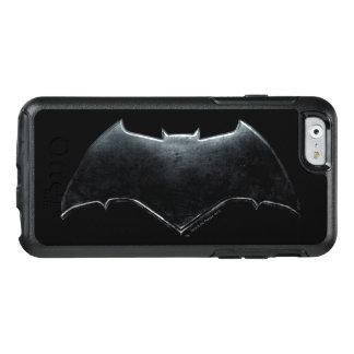 Justice League | Metallic Batman Symbol OtterBox iPhone 6/6s Case