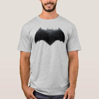 Justice League | Metallic Batman Symbol T-Shirt