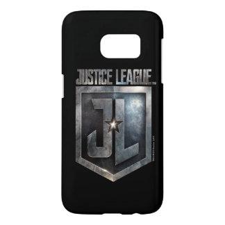 Justice League | Metallic JL Shield