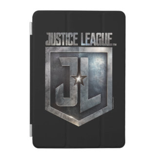 Justice League   Metallic JL Shield iPad Mini Cover