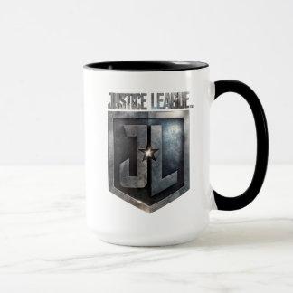 Justice League | Metallic JL Shield Mug