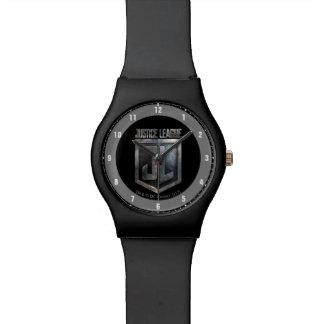Justice League | Metallic JL Shield Watch