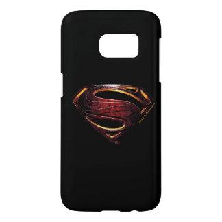 Justice League | Metallic Superman Symbol
