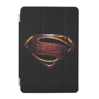 Justice League | Metallic Superman Symbol iPad Mini Cover