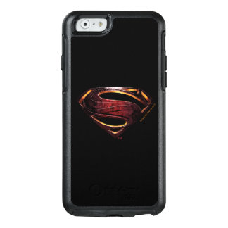 Justice League   Metallic Superman Symbol OtterBox iPhone 6/6s Case