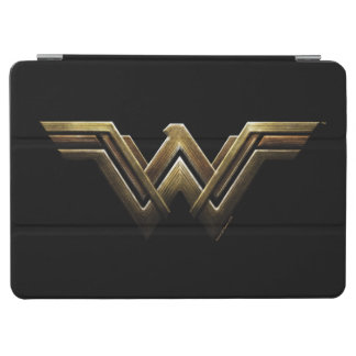 Justice League | Metallic Wonder Woman Symbol iPad Air Cover