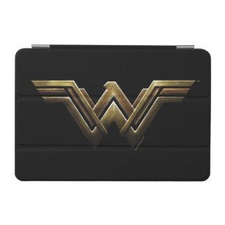 Justice League | Metallic Wonder Woman Symbol iPad Mini Cover
