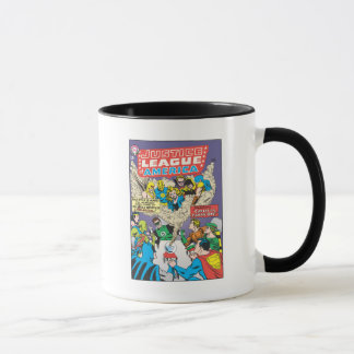 Justice League of America Issue #21 - Aug Mug