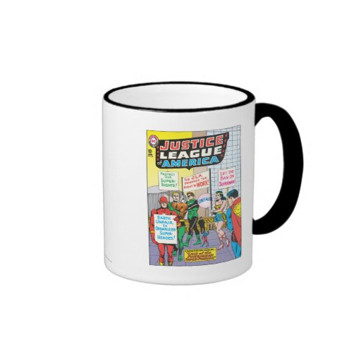 Justice League of America Issue #28 - June Mugs