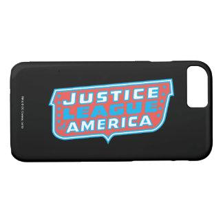 Justice League of America Logo iPhone 7 Case