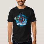 Justice League Power Trio Shirts