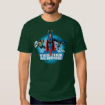 Justice League Power Trio T-shirt