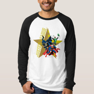 Justice League Star Heroes T-Shirt