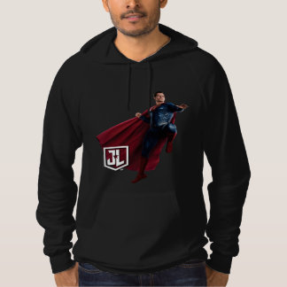 Justice League | Superman On Battlefield Hoodie