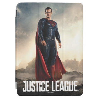 Justice League | Superman On Battlefield iPad Air Cover