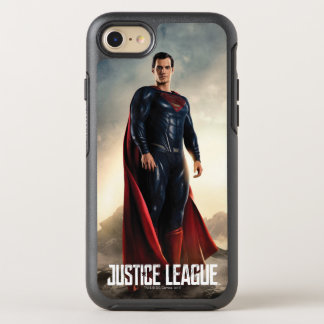 Justice League | Superman On Battlefield OtterBox Symmetry iPhone 8/7 Case