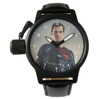 Justice League | Superman On Battlefield Watch