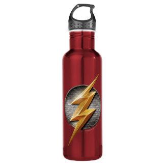 Justice League | The Flash Metallic Bolt Symbol 710 Ml Water Bottle