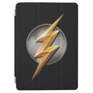 Justice League | The Flash Metallic Bolt Symbol iPad Air Cover