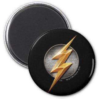 Justice League | The Flash Metallic Bolt Symbol Magnet