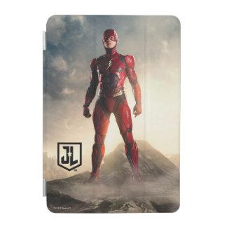 Justice League | The Flash On Battlefield iPad Mini Cover