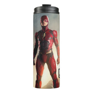 Justice League | The Flash On Battlefield Thermal Tumbler