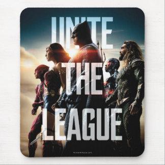 Justice League | Unite The League Mouse Pad