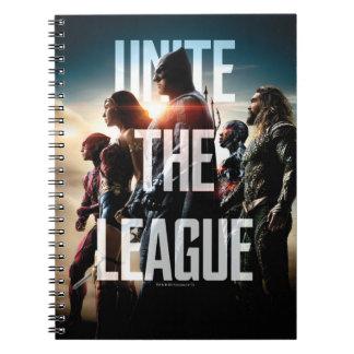 Justice League | Unite The League Notebook
