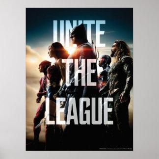 Justice League | Unite The League Poster