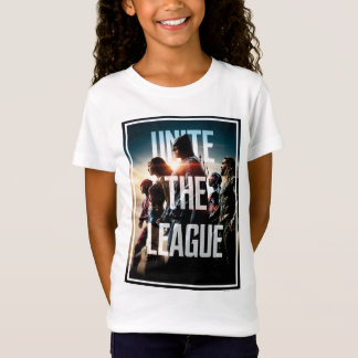 Justice League | Unite The League T-Shirt