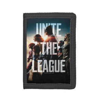 Justice League | Unite The League Tri-fold Wallet