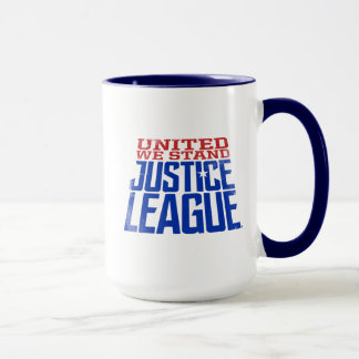 Justice League | United We Stand Graphic Mug
