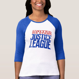 Justice League | United We Stand Graphic T-Shirt
