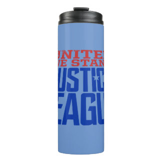 Justice League | United We Stand Graphic Thermal Tumbler